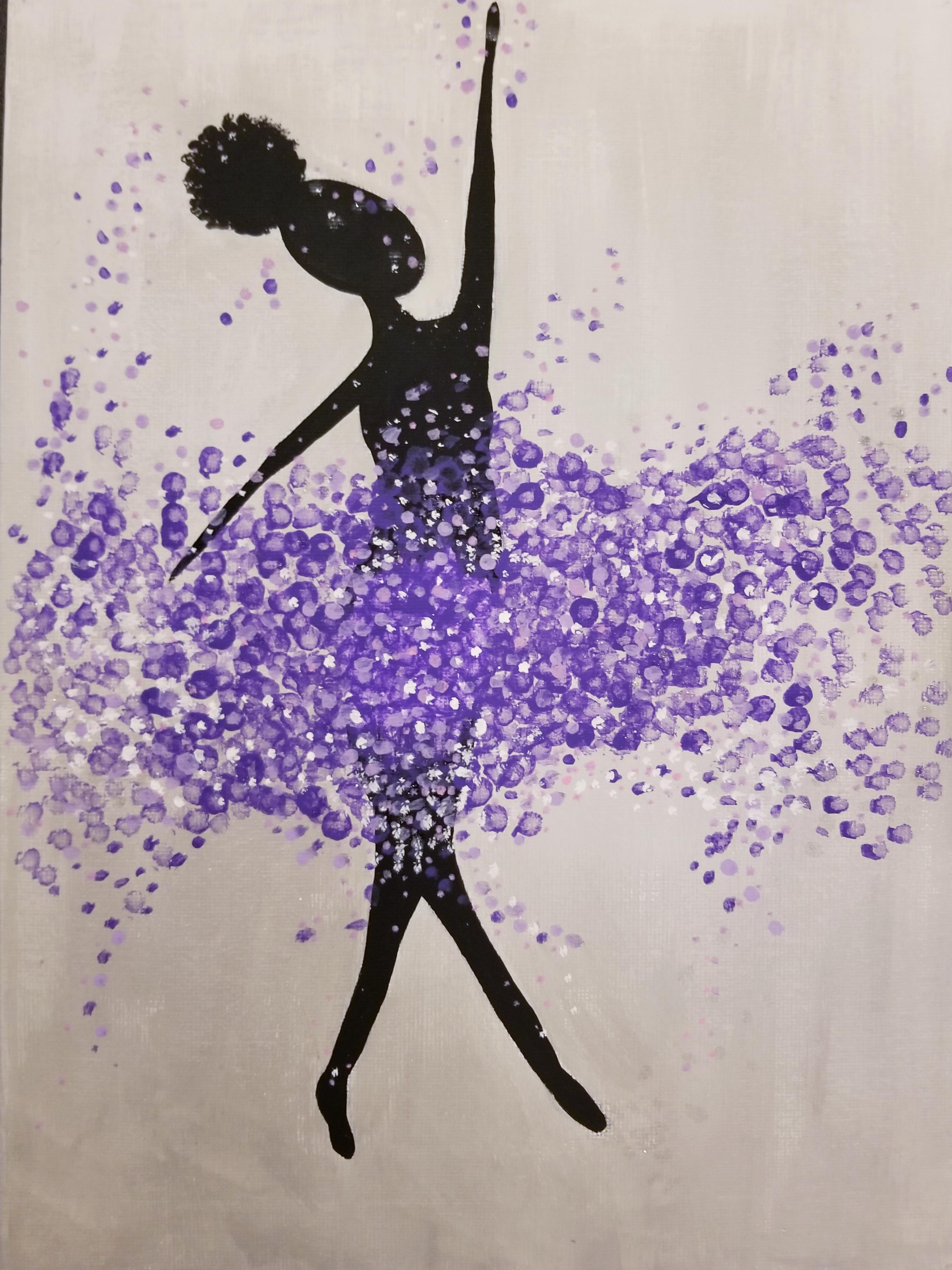 Purple Ballet