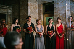 Woolworth Building Wedding