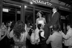 West Village Restaurant Wedding