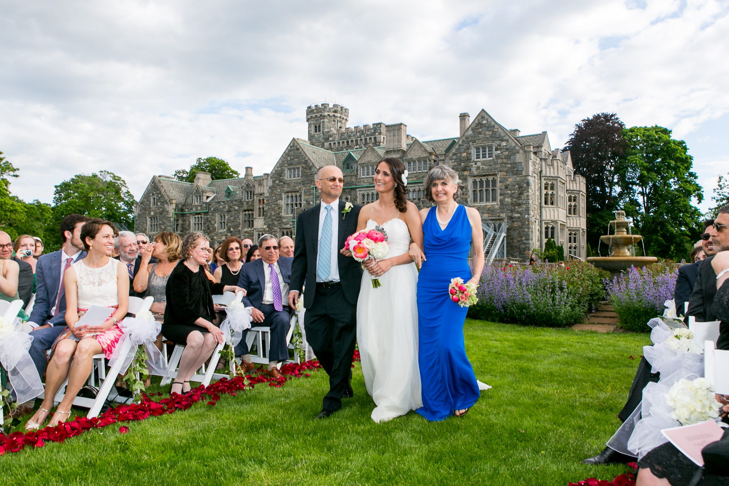 Hempstead House Wedding