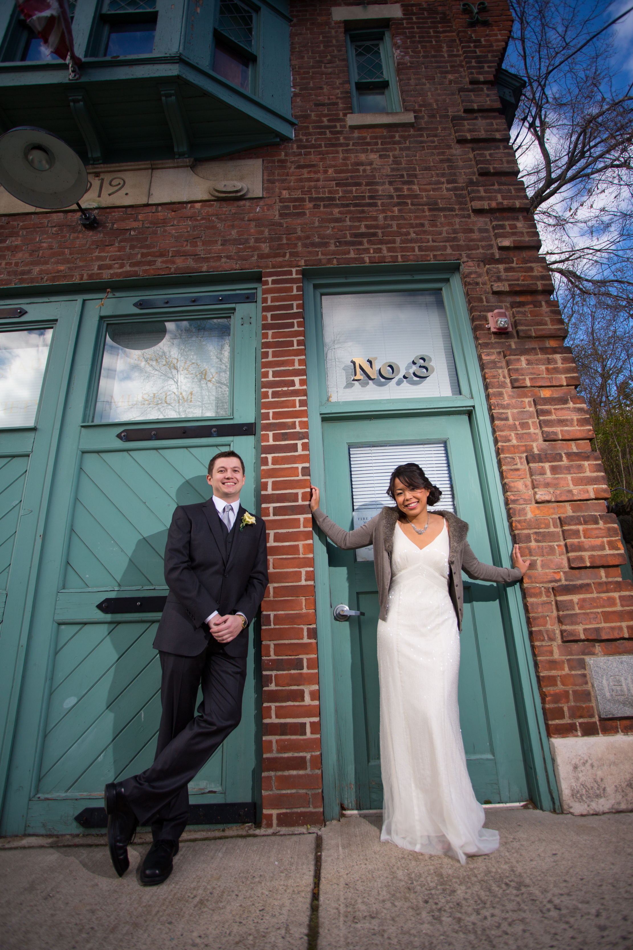 NJ Restaurant Wedding