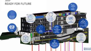 Innovationen aus eigener Hand – Der Neubau von Drees & Sommer im Zeichen der Zukunft