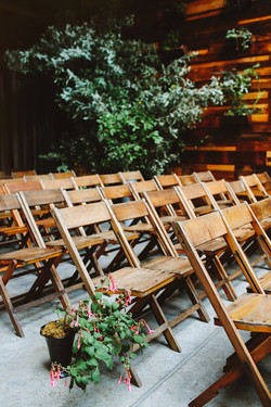 Modern Rustic Brooklyn Wedding