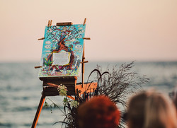 Atlantic Beach Wedding