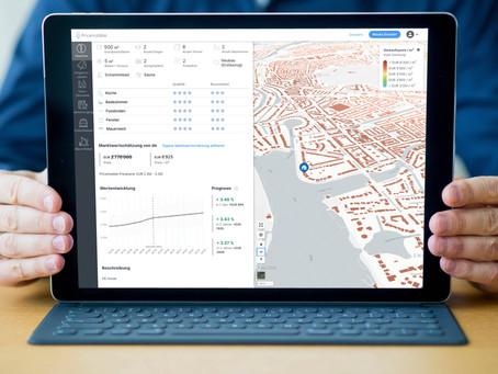 Automatisierte Immobilienbewertungen - digitales Potenzial auf dem Vormarsch
