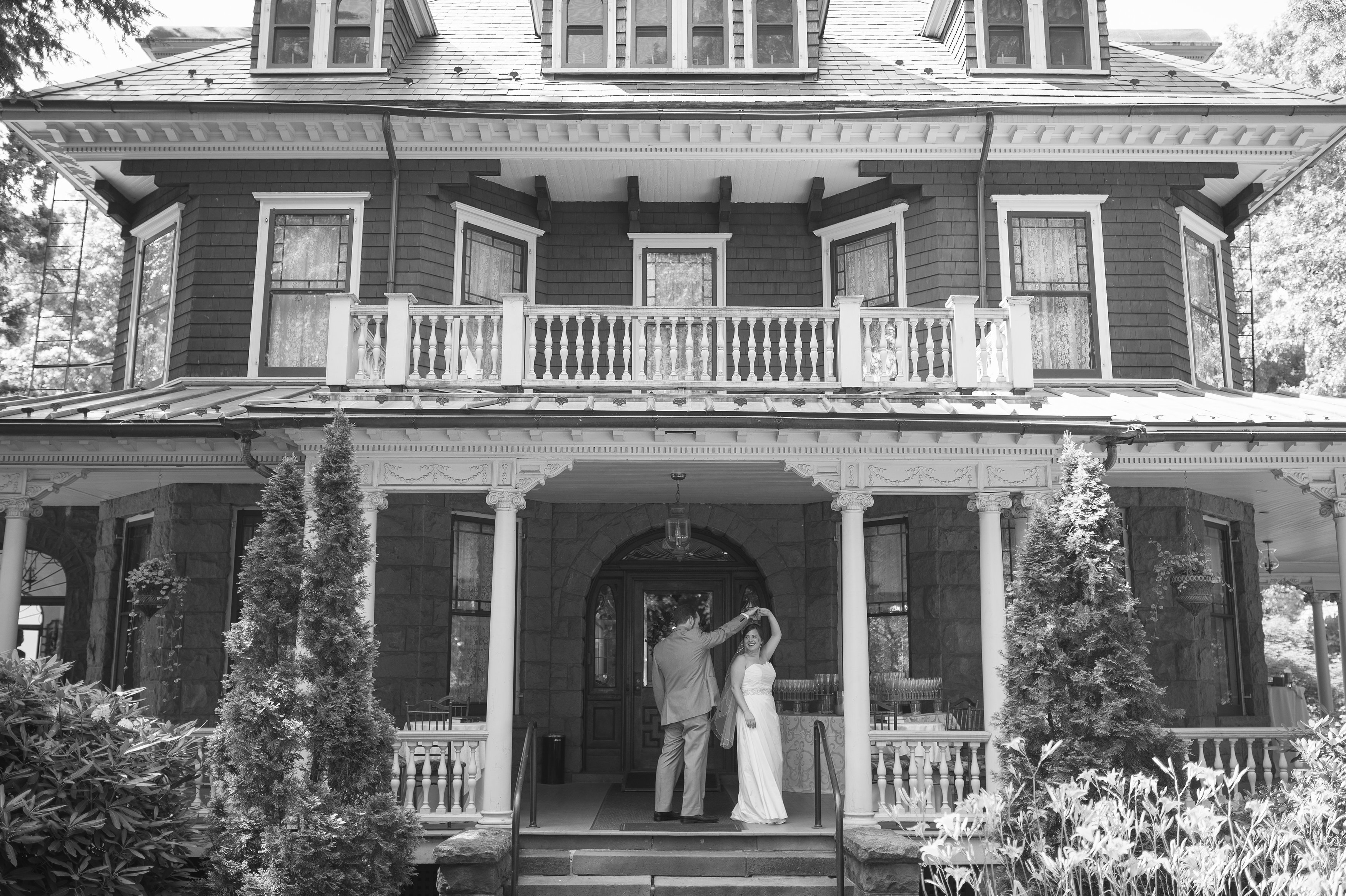 Oakeside Mansion Wedding
