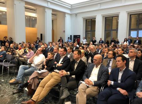 Konferenz DMRE2019 am 29.03.2019 in Berlin bei der KfW Bank