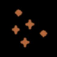 Sparkle, Burnt Orange.png