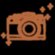 Camera, Burnt Orange.png
