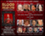 Blood Red Live Presents Larry Cohen's The Man Who Loved Hitchcock