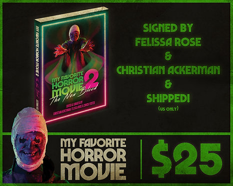 MY FAVORITE HORROR MOVIE 2 - SHIPPED! (US ONLY)