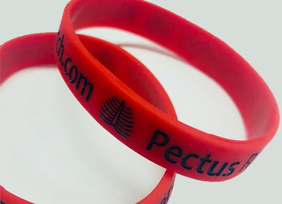 Pectus Research Wristband