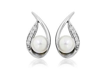 06 Silver Earrings