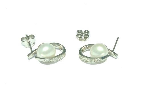 Silver Earrings 05