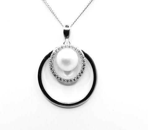 Silver Pendant P02