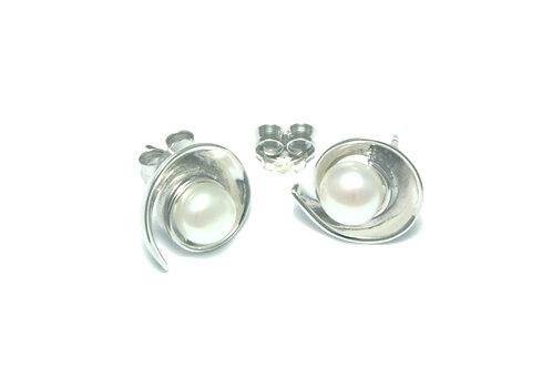 Silver Earrings 04
