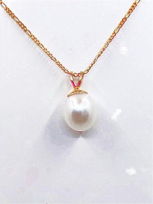 9 Ct gold pendent  without chain