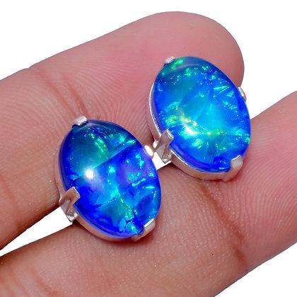 Australian Opal Gemstone Handmade Men