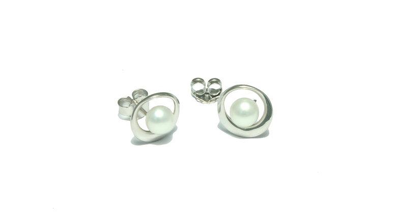 Silver Earrings 03