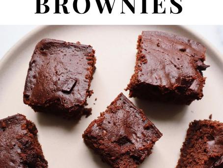 Paleo Fudge Brownies