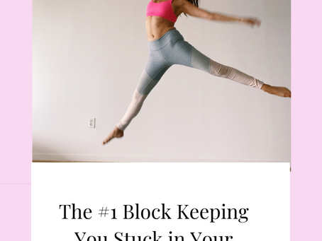 The #1 Block Keeping You Stuck in Your Health Journey