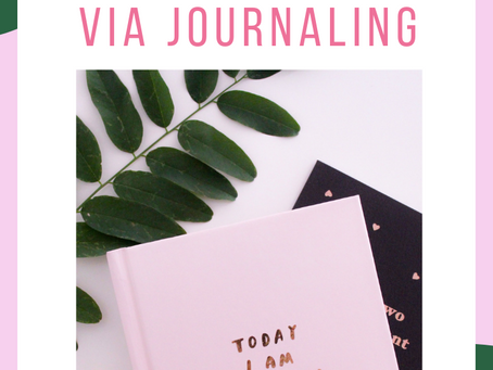 How to Manifest the Life of Your Dreams via Journaling