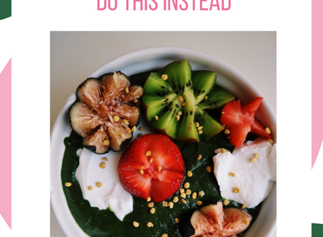 Portion Control is BS! Do This Instead
