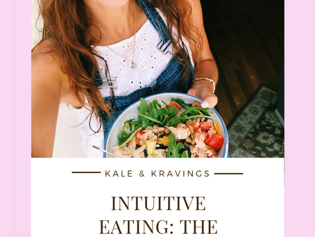 Babies are the best intuitive eaters...