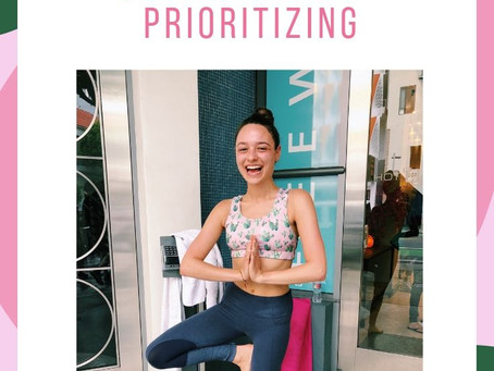 How to prioritize when you have 1 million things to do! (hint: there's no right answer)