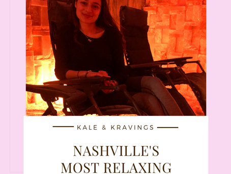 Nashville's most blissful, salty spot