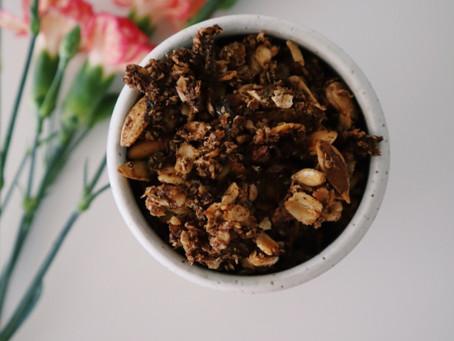Hormone Balancing Granola