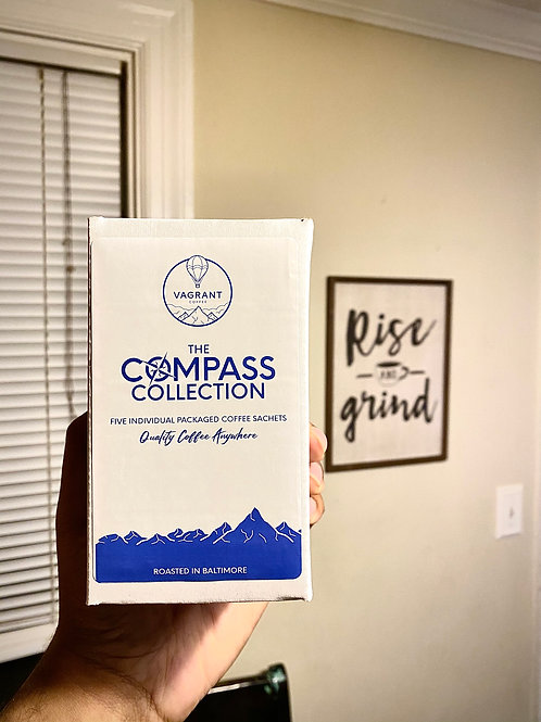 Compass Collection (5 pack)