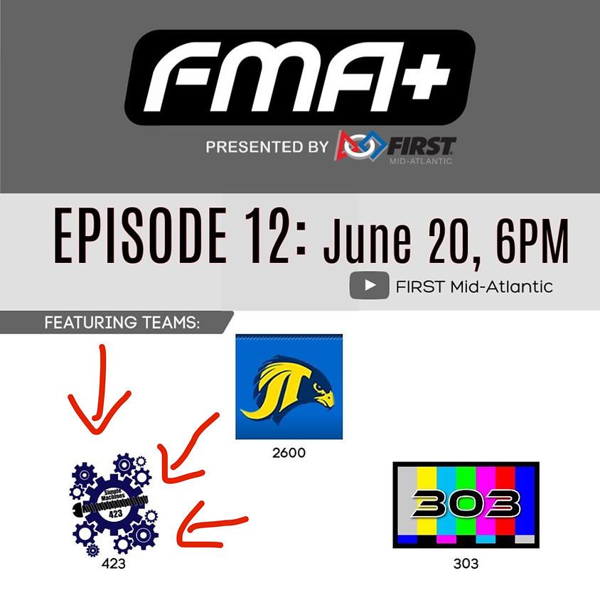 FMA+ LiveStream