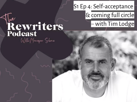 Tim Lodge's Podcast with The Rewriters.