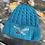 Thumbnail: Winter Hat with Faux Fur Brown PomPom