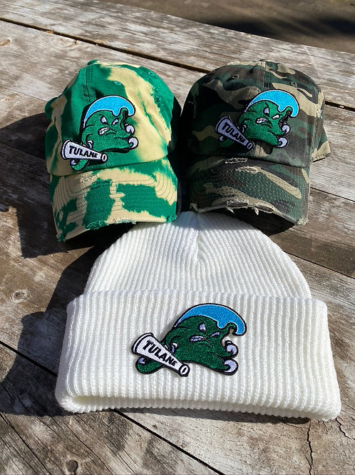 Tulane Hats