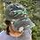 Thumbnail: Distressed Camo Baseball Cap with Bird
