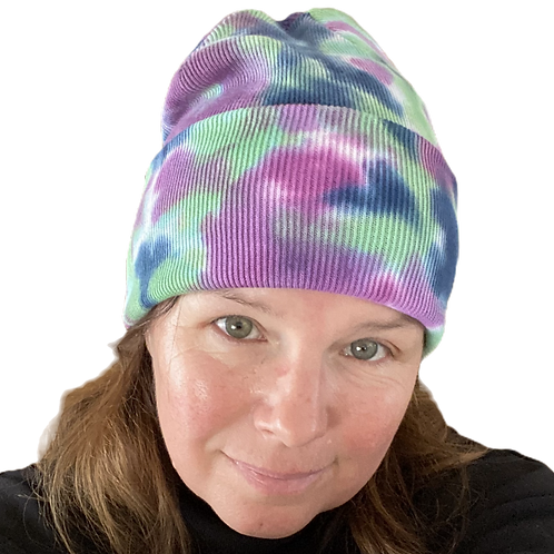 Live Your Life in Color Beanie