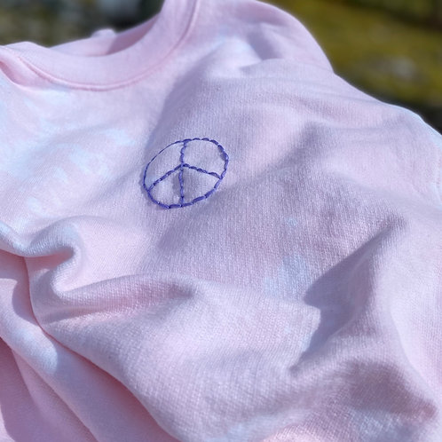 PEACE Crewneck Sweatshirt