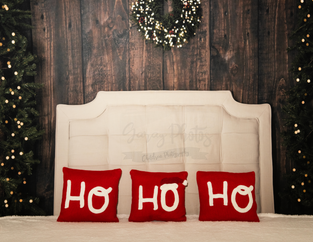 Christmas Headboard