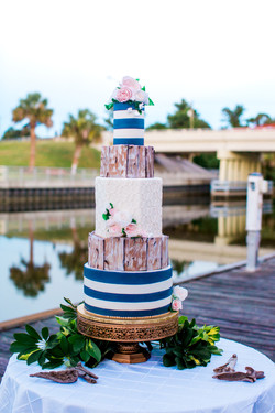 Cake by Custom Confections