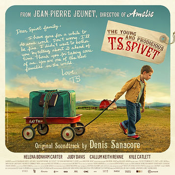 Denis Sanacore Soundtrack Ts Spivet