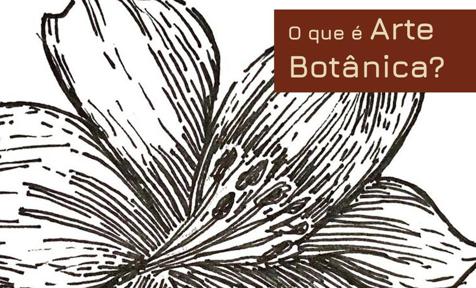 O que é  Arte Botânica?