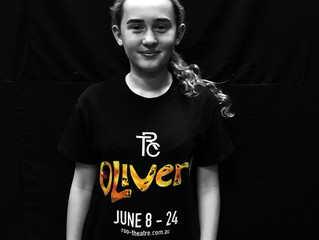 Roo Theatre Presents: OLIVER!