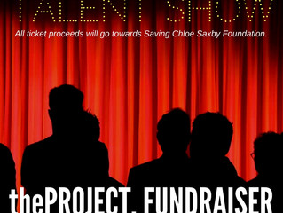 thePROJECT. FUNDRAISER / Saving Chloe Saxby Foundation