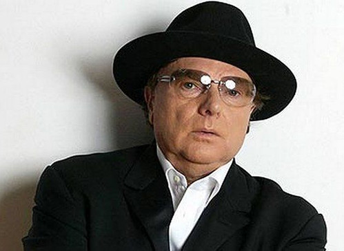 A Chance encounter with van morrison