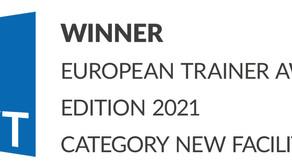 European Trainer Award for Peer learning