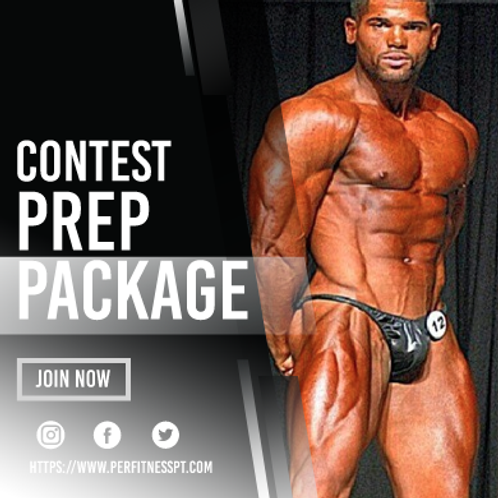 Contest Prep Package