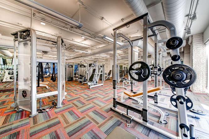 One-Las-Vegas-Condos-fitness-gym