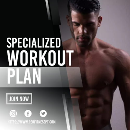 Specialized Workout Plan
